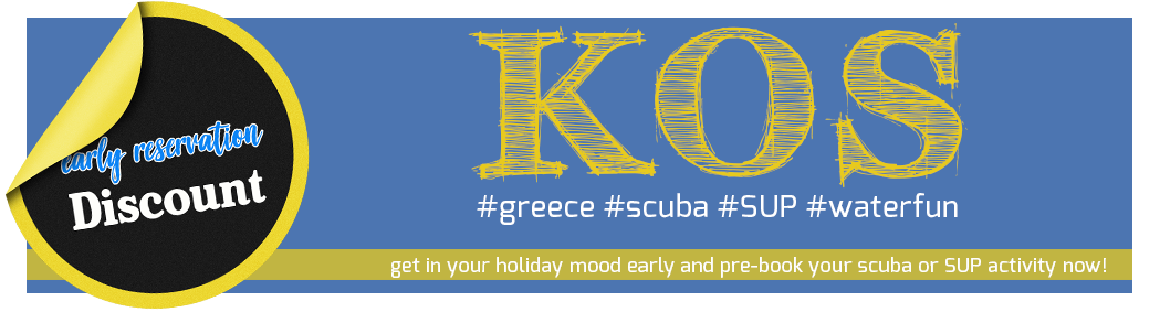 Kos Greece - Scuba & SUP
