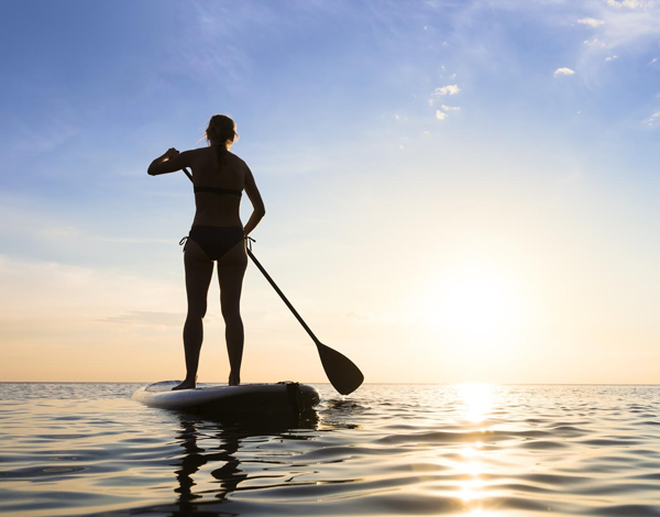 scubseadaisy SUP stand up paddle Aegean