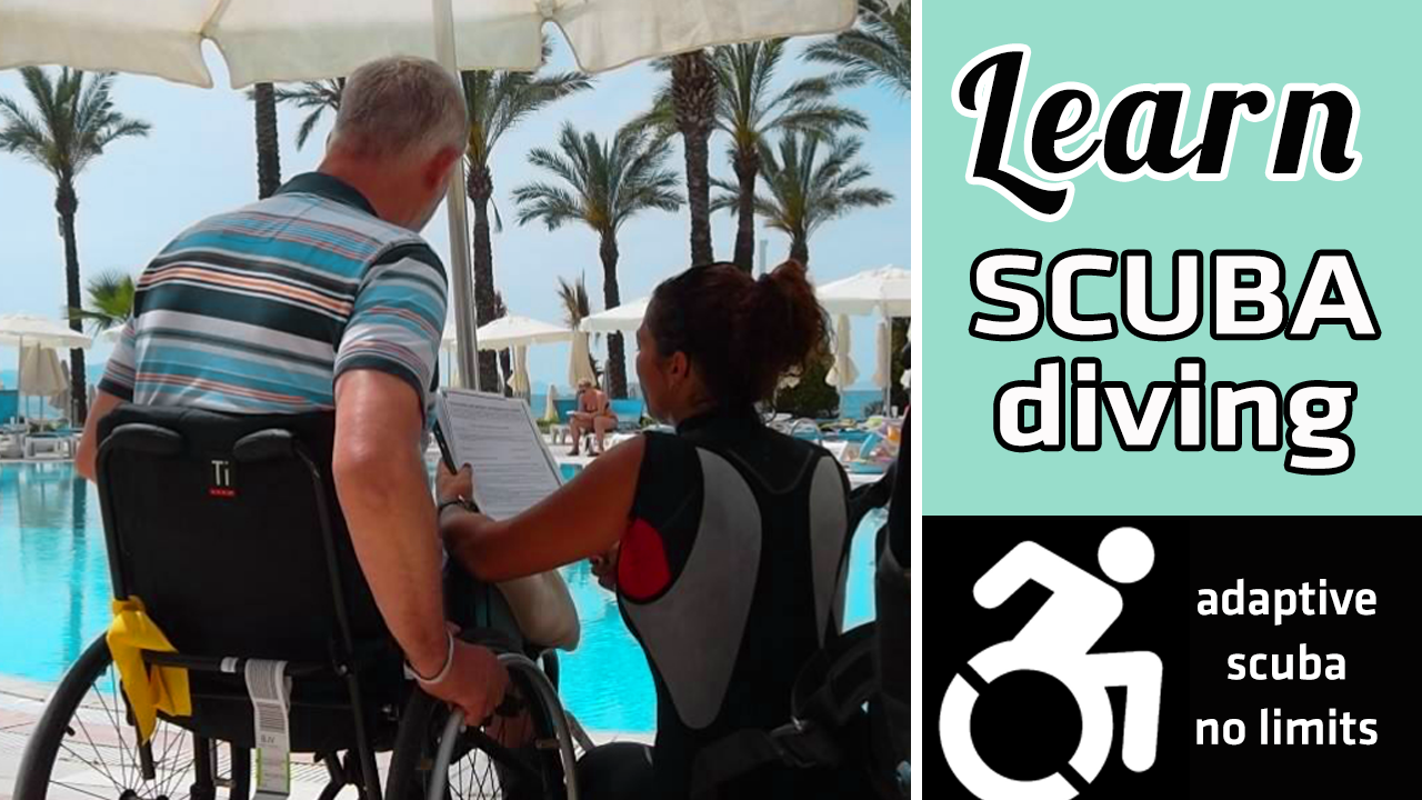 Adaptive Scuba; what, why, how?!