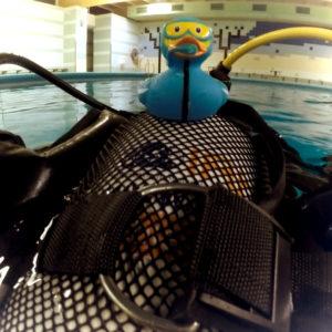 So Scuba - IAHD instructeur trainer - Jostiband Onderwater Concert